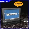Lilliput 7-inch Mobile Data Terminal, Embedded All-in-One PC, Win CE 6.0/Linux 2.6.32 OS, Comply with IP64