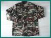 All-cotton Woodland Camouflage Army Military new color uniform