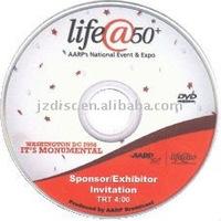 Mini DVD Replication