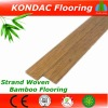 2013 New Year Sale! Amazing T&G/ Click lock, CE Certified Antique Strand Woven bamboo flooring