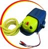 Inflatable Boat Use Electric Pump