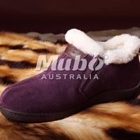 Ladies low heel boots