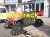 Rubber Track System for ATV/UTV