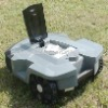 High quality lawn mower robot for sale on alibaba (CE RoHS WEEE TUV compliant)