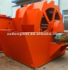 wheel sand washer machine