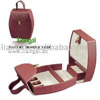 leather jewelry box, jewellery box