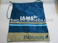 polyester string bag