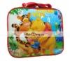 High Quality Nylon Cartoo Winnie Lunch bag S14