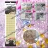 Bling crystal rhinestone car sticker