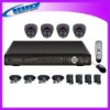 4CH security cameras surveillance kits BE-8104V4ID42