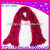 fashion Design Knitting Wool shawl thick wool scarf for ladies