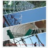 ISO 9001:2008 razor wire /razor barbed wire mesh low price(factory)