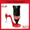 Portable Soft Drink Dispenser and Cool Fizz Saver for Coca Cola