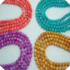 Candy Color *Dyed Jade Facted Beads