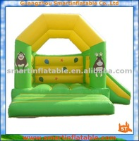 2012 New Jumping clown inflatable bouncer
