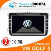 Sharing Digital Unique indash Car DVD player for VW GOLF 5 2005-2009