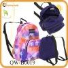Teenage colourful simple backpacks