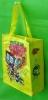 PP woven cartoon shopping bag
