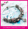 Unique best friend birthday gifts crystal pave ball beads bracelet