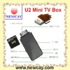 U2 Mini Android TV Box with Allwinner A10 CPU