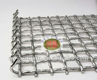 galvanized&ss crimped wire mesh