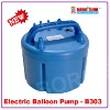 balloon electric inflator with 3 nozzles for big party propose