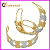 18k gold plated fashion bangle FH-H216