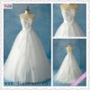 Hot sell Elegant Stomacher Fashion New style Wedding Dress