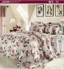 100%tencel comforter new design bedding set/sheet set/bed cover with reactive print