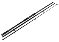 cheap carbon carp fishing rod 3 sections 3.6m 3.9m fishing rod