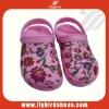 2012 EVA lady sandal clog