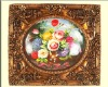 oil resin wall painting frame