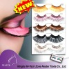 touch beauty eyelash colourful false eyelash long lasting
