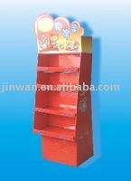 Supermarket Paper Display Rack