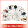 2012 Hot Coated Paper Making bread coupons