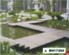Outdoor Wooden Bridge BH17205