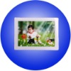 High Quality Wood Frame Pictures Printed Board