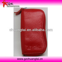 Factory Directly Selling High Quality Genuine Leather Wallet / Purse