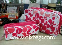 polyester cosmetic bag D1445