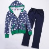 (3 in1) plus size fashion jogging suits women