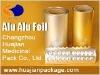 alu alu foil for pharmaceuticals