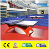 Pvc Sport Floor Grid Surface