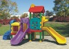 Outdoor plastic toy playground equipment