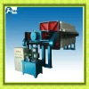 2012 new automatic discharge filter press