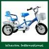12 inch newest kids tricycle 311-12F for twins