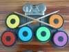 silicone electronic drum