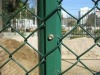 complete in specification Chain link fence