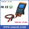 "3.5"" TFT-LCD Tester with Monitor PTZ Controller Video signal generator ST-894"