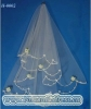 Beautiful wedding veils (H-0002)