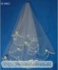Beautiful wedding veils (H-0002)